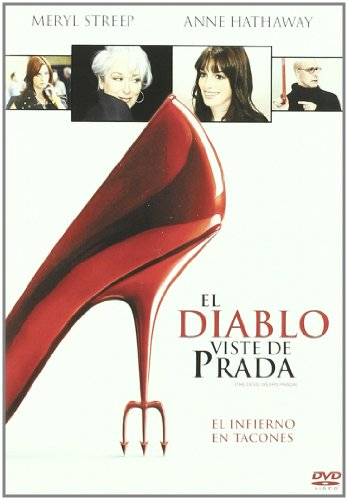 El Diablo Viste De Prada (Dvd Import) (European Format - Region 2) (2007) Meryl Streep; Anne Hathaway; Adri