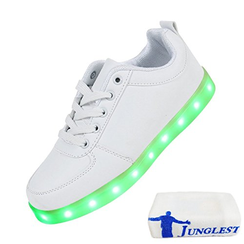 presentepequena-toallac36-eu-38-techo-usb-intermitentes-junglestr-luces-para-calzado-zapatillas-negr