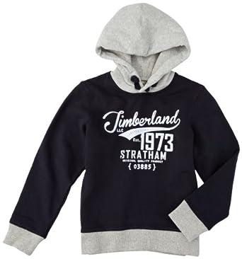 Timberland - abington - sweat-shirt - garçon - marine - 4 ans