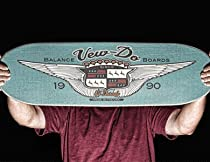 Vew-do Balance Board *Eldorado* Skate, Surf, Snow, Trainer
