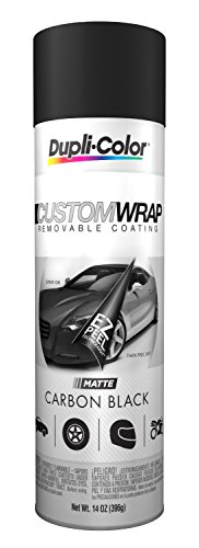 Dupli-Color CWRC100 Custom Wrap Removable Coating - 14 fl. oz. (Plastic Rim Dip compare prices)
