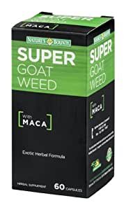 Super goat weed with maca reviews