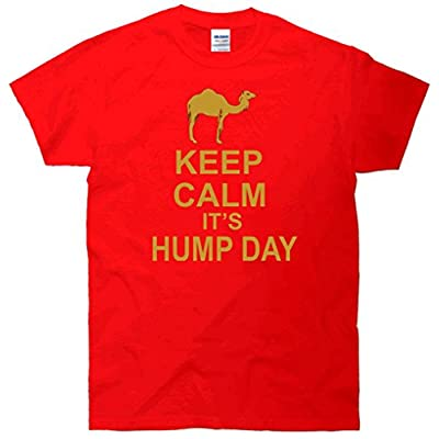 Keep calm, it's hump day T-Shirt
