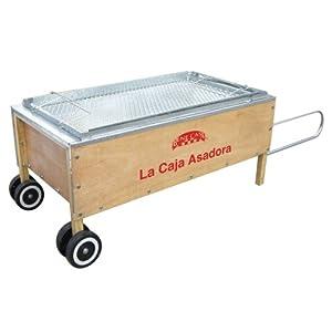 Bene Casa Caja Asadora Large Pit Barbecue Portable Pig Roaster