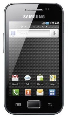 Samsung S5830 Galaxy Ace – Unlocked Phone – Black