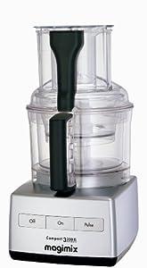 Magimix 18334 3200XL Food Processor, Satin