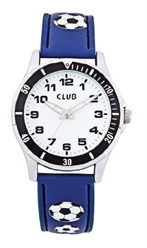 Club Boys Football wristwatch - Analog quartz, Blue - A56522-1S0A