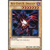 Yu-Gi-Oh! - Red-Eyes B. Dragon (LC01-EN006) - Legendary Collection - Limited Edition - Ultra Rare