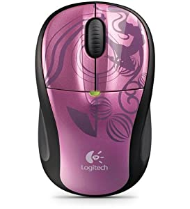 Logitech Wireless Mouse M305 (Pink Balance)