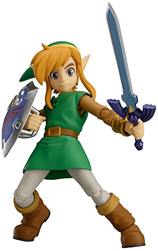 Max Factory The Legend of Zelda: A Link Between Worlds: Link Figma Action Figure (Legend Zelda Figure compare prices)