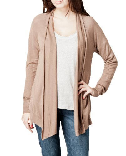 Kookai Women's Gathered Detail Cardigan