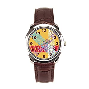 Dr. Koo Leather Straps For Watches Distressed Leather Watch