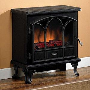 Duraflame Stove Heater Black