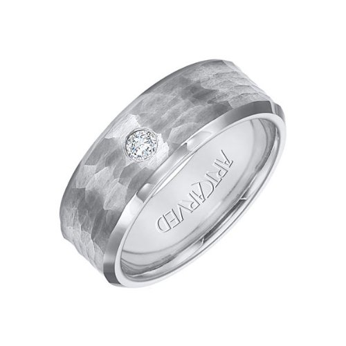 ArtCarved - Men's Diamond Hawkins Ring