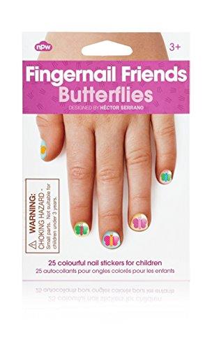 Butterfly Nail Art Kit - 1