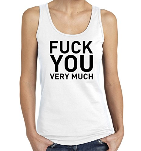 fuck-you-very-much-black-fashioned-funny-slogan-womens-tank-top-t-shirt-small