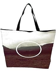 Snoogg CIRCLE OF DESTINY Waterproof Bag Made Of High Strength Nylon
