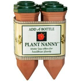 HOME-OUTDOOR Recycle a Bottle Plant Nanny Stake with Adaptor Set of 4 Garden, Lawn, Supply, Maintenance at Sears.com