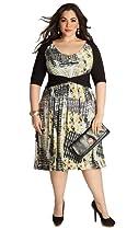 Hot Sale IGIGI Plus Size Crista Dress 18/20