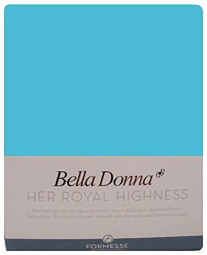 Bella Donna sábana bajera ajustable 180/200-200/220-0301(turquesa)