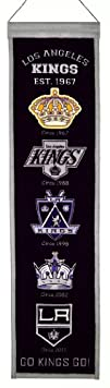 NHL Los Angeles Kings Heritage Banner