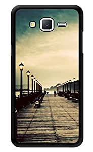 "Humor Gang Road To Nowhere Printed Designer Mobile Back Cover For ""Samsung Galaxy On7"" (3D, Glossy, Premium Quality Snap On Case)"