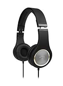 TDK ST 700 High Fidelity Headphones- Black (Discontinued by Manufacturer)