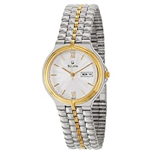 Bulova Bracelet Men's Quartz Watch 98C02