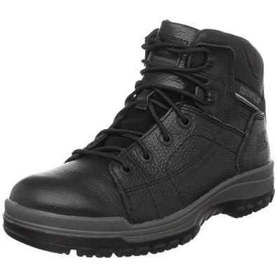 Caterpillar Men's Dimen Work Boot,Black,6 M US