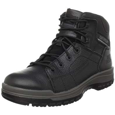 Caterpillar Men's Dimen Work Boot,Black,9 W US