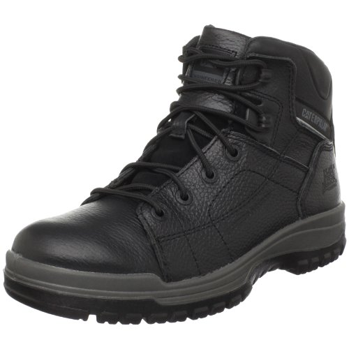 Caterpillar Men's Dimen Work Boot,Black,8 M US
