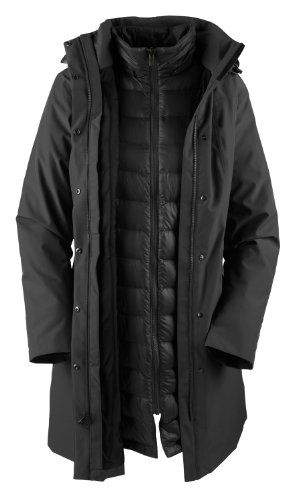 The North Face Women's Suzanne Triclimate Trench Down Coat