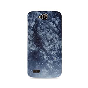 TAZindia Printed Hard Back Case Cover For Huawei Honor Holly