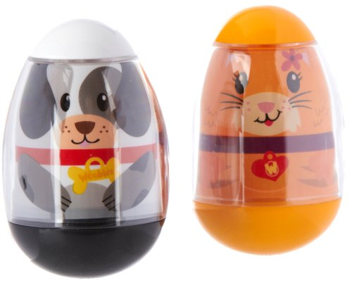 Weebles Animals Kitty Doggy 2 Pack - 1