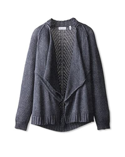525 America Women's Draped Cardigan Sweater