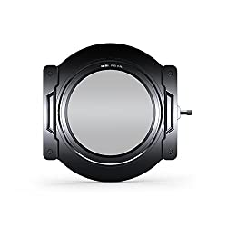 NiSi 100mm System V5 Filter Holder Kit- 67mm 72mm 77mm Adaptor Ring+82mm Holder Ring+cpl(86mm) for 52mm,55mm,58mm,62mm,67mm,72mm,77mm,82mm Lens Compatible with Lee Cokin Hitech Singh-ray