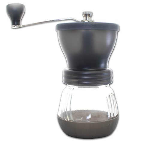 Find Cheap Manual Coffee Grinder - Adjustable Ceramic Burr Grinders with Hand Crank