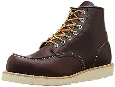 "Red Wing Heritage Moc 6"" Boot, Briar Oil Slick,7 D(M) US"