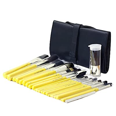 Luxury Comprehensive 24 Piece Antibacterial Makeup Brush Set - Studio Line by bdellium tools