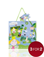Ben & Holly Puzzle Set