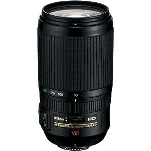 Nikon AF-S VR 70-300mm f/4.5-5.6G IF ED Zoom pour Nikon