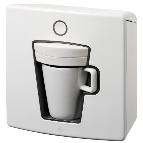 wmf 0699900014 kaffeepadmaschine farbe stone wmf 1 test. Black Bedroom Furniture Sets. Home Design Ideas