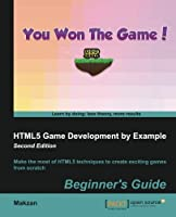 HTML5 Game Development by Example, 2nd Edition Front Cover