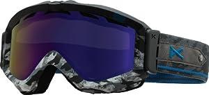 Anon Figment - Color:Legion/blue Cobalt - Size:UNICA - snowboard and ski goggles for men