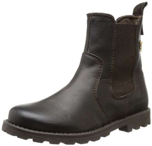 Bisgaard Unisex - Child Stiefel mit TEX Chelsea Boots Brown Braun (60 Brown 60) Size: 26