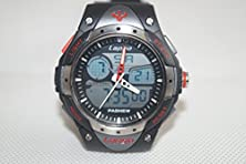 buy Pasnew®Lapgo® Boys Girls Sports Digital 100M Waterproof Wr-100M Swimming Diving Calender Multifunctions Stopwatch Wristwatch