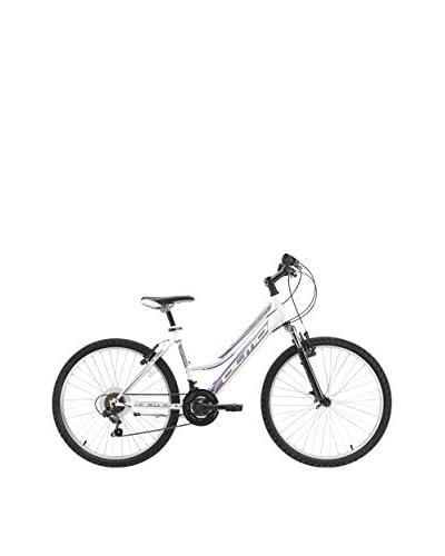 Olmo Bicicleta Mtb Sahara 26 Mujer Blanco