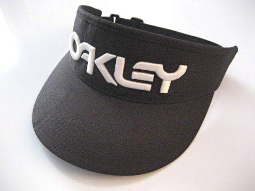 52f67d081ee308 Oakley Golf 2013 High Crown Visor Hat NEW Black