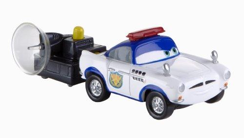 Disney Pixar Cars 2 Action Agents - Security Guard Finn