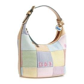 Dooney & Bourke Seersucker Bucket Bag